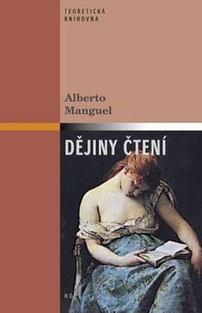 Manguel Alberto: Dějiny čtení - brož.