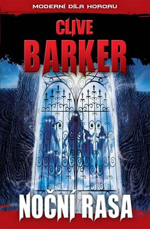 Barker Clive: Noční rasa