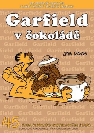 Davis Jim: Garfield v čokoládě (č.45)