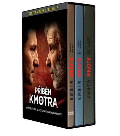 Kmenta Jaroslav: Kmotr Mrázek - Trilogie 1.–3. díl