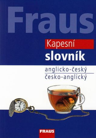 kolektiv: Fraus kapesní slovník AČ-ČA - 2. vydání