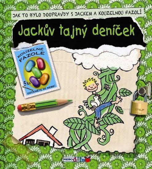 Jackův tajný deníček - Jak to bylo doopravdy s Jackem a kouzelnou fazolí