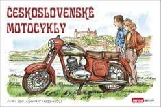 Československé motocykly
