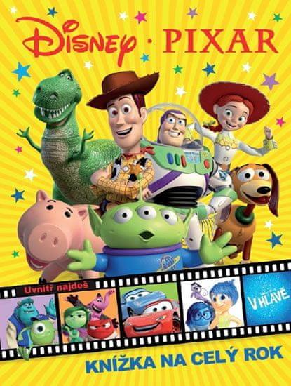 Disney Walt: Disney/Pixar - Knížka na celý rok 2016
