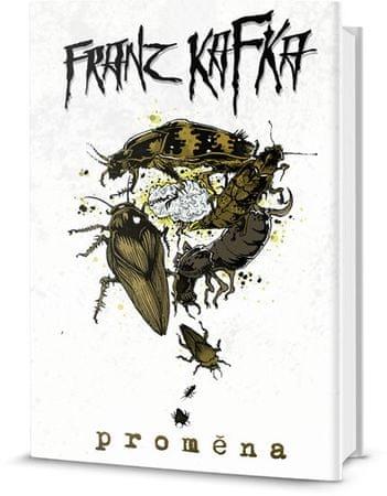 Kafka Franz: Proměna a jiné povídky
