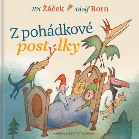 Žáček Jiří: Z pohádkové postýlky