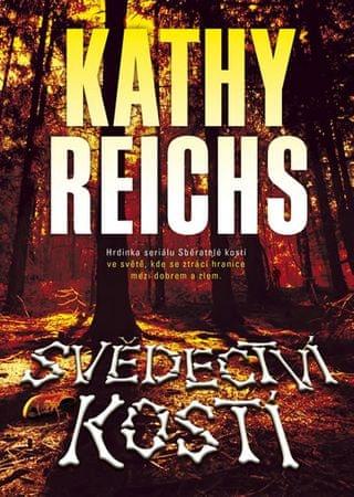 Reichs Kathy: Svědectví kostí