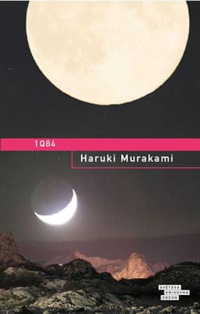 Murakami Haruki: 1Q84: Kniha 3