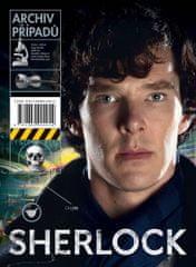 Adams Guy: Sherlock - Archiv případů