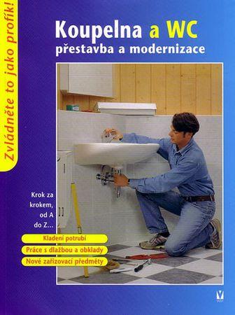 kolektiv: Koupelna a WC - přestavba a modernizace