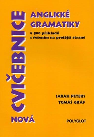 Peters Sarah, Gráf Tomáš: Cvičebnice anglické gramatiky