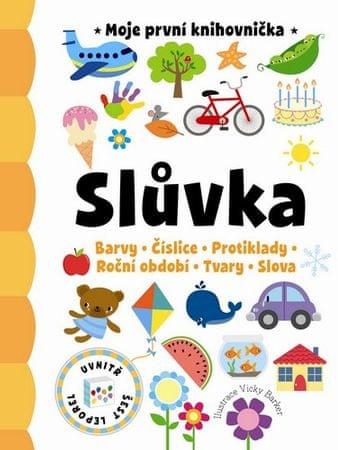 Slůvka - Moje první knihovnička