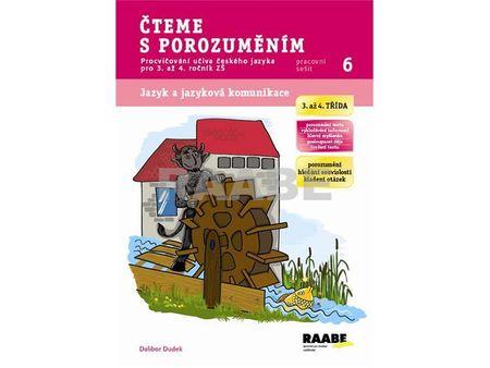 Dudek Dalibor: Čteme s porozuměním - Pracovní sešit 6