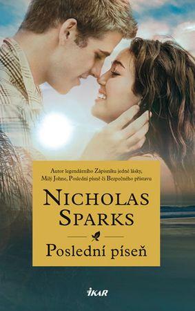 Sparks Nicholas: Poslední píseň