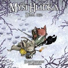 Petersen David: Myší hlídka 2 - Zima 1152