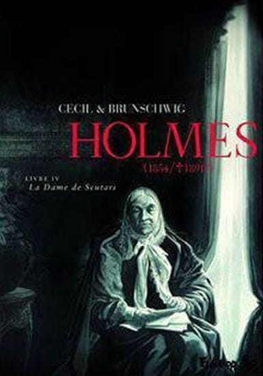 Brunschwig Luc, Cecil,: Holmes (sv. 3 a 4)