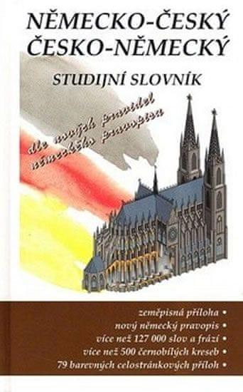 Steigerová a kolektiv Marie: Německo-český, česko-německý studijní slovník