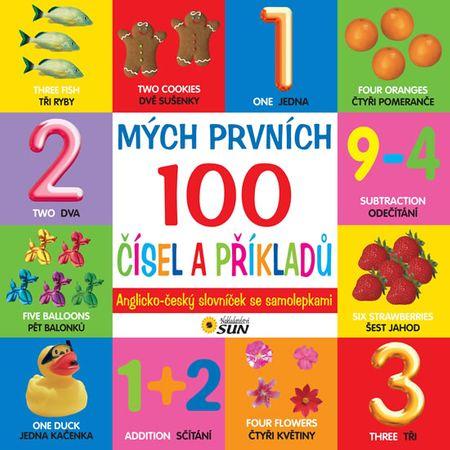 Mých prvních 100 čísel a příkladů A-Č slovnik
