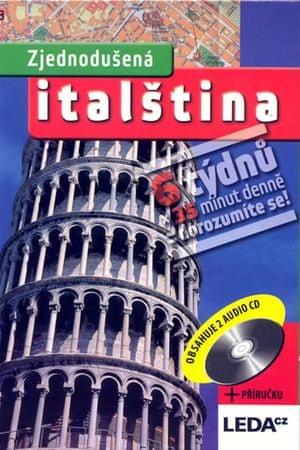 Zjednodušená italština + 2CD
