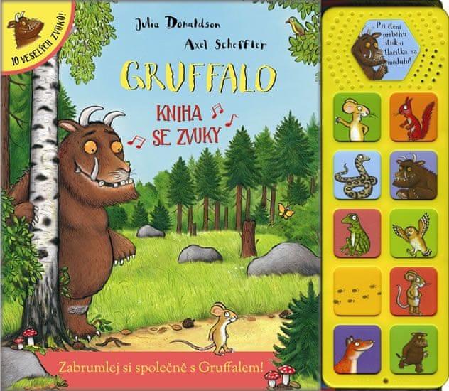 Donaldson Julia: Gruffalo - kniha se zvuky