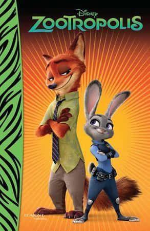 Disney Walt: Zootropolis - Pohádkový román