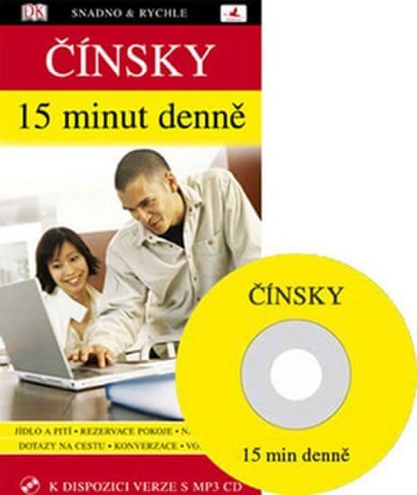 Cheng Ma: Čínsky 15 minut denně + CD MP3