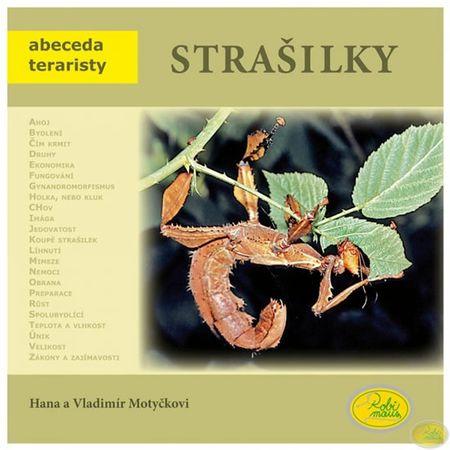 Motyčkovi Hana a Vladimír: Strašilky - Abeceda teraristy