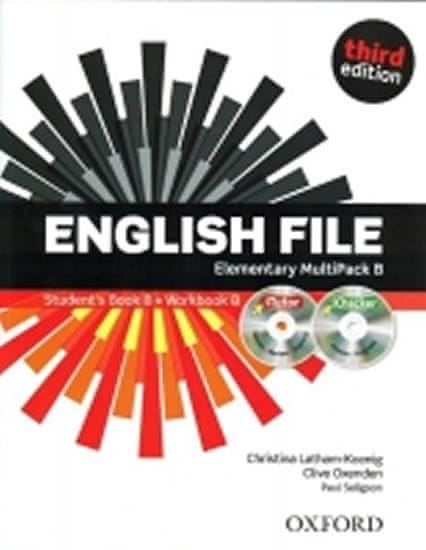 Oxenden Clive, Latham-Koenig Christina,: English File Third Edition Elementary Multipack B