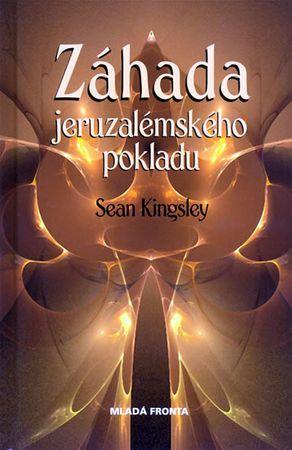 Kingsley Sean: Záhada jeruzalémského pokladu