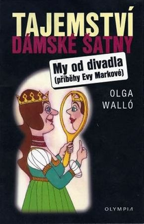 Walló Olga: Tajemství dámské šatny/My od divadla – příběhy Evy Markové