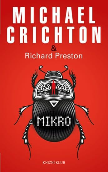 Crichton Michael, Preston Richard: Mikro