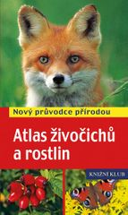 Hecker a kolektiv Frank: Atlas živočichů a rostlin - Nový průvodce přírodou