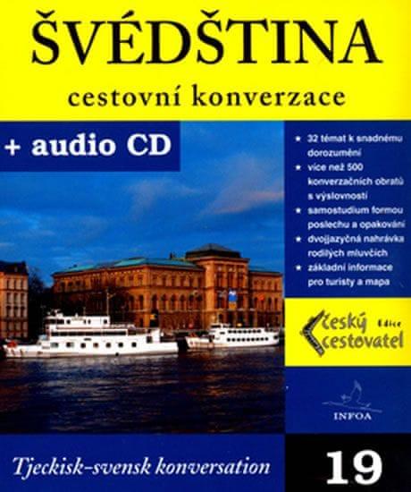 kolektiv autorů: Švédština - cestovní konverzace + CD