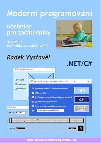 Vystavěl Radek: Moderní programování – učebnice pro začátečníky