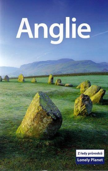 Anglie - Lonely Planet - 2. vydání