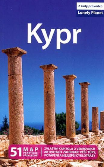 Kypr - Lonely Planet