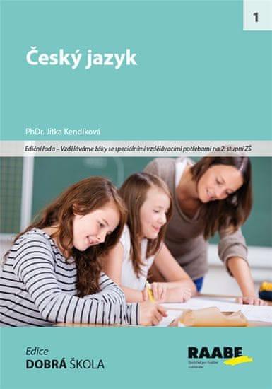 Kendíková Jitka, PhDr.: Český jazyk
