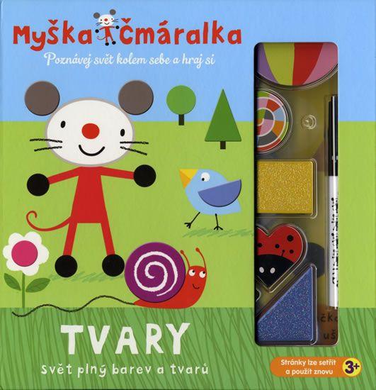 Myška Čmáralka - Tvary