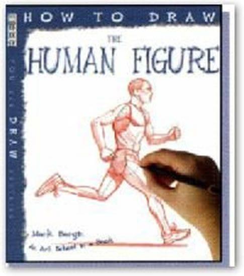 Jak kreslit - Lidské tělo