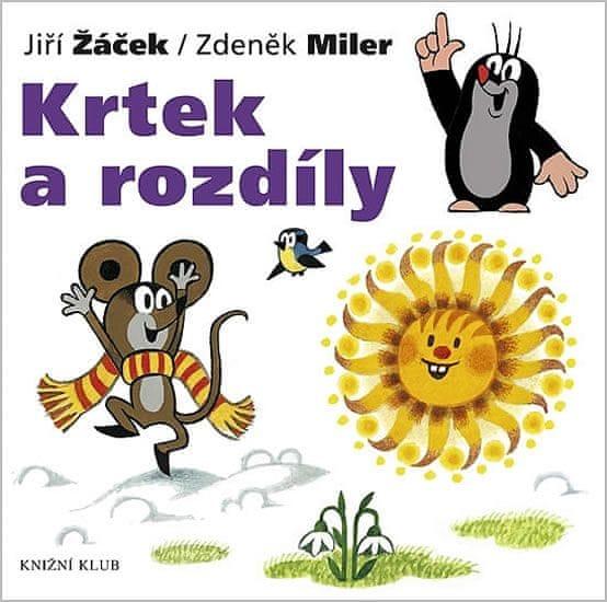 Miler Zdeněk, Žáček Jiří: Krtek a jeho svět 8 - Krtek a rozdíly