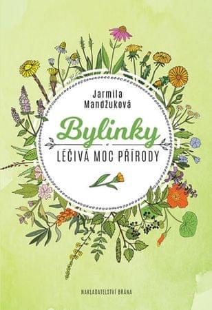 Mandžuková Jarmila: Bylinky - Léčivá moc přírody