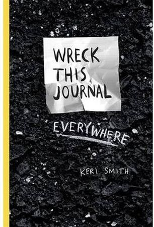 Smithová Keri: Wreck This Journal Everywhere