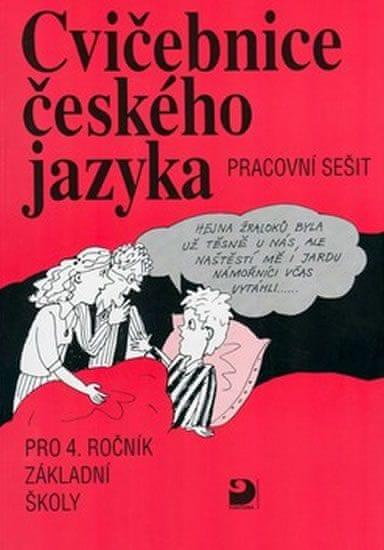 Polanská Jiřina: Cvičebnice českého jazyka pro 4. ročník ZŠ