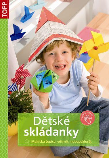 Dětské skládanky - Malířská čepice, větrník, nebepekloráj…- TOPP
