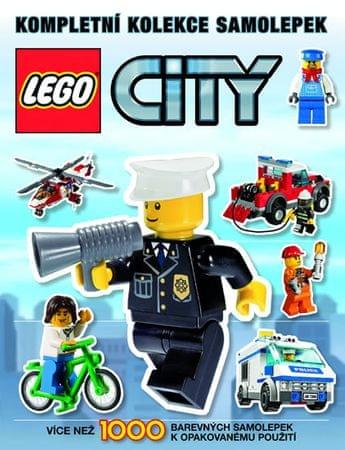 LEGO City - Kompletní kolekce samolepek