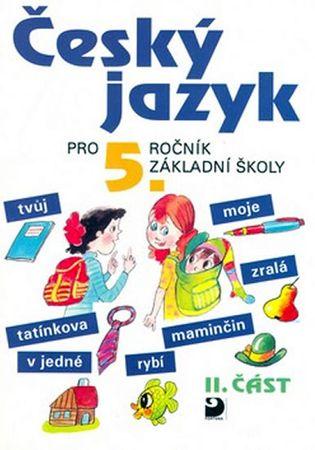Konopková Ludmila: Český jazyk pro 5. ročník ZŠ - 2. část