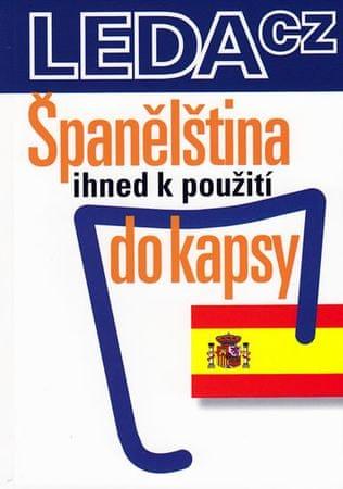 Janešová J., Prokopová L.,: Španělština ihned k použití - do kapsy
