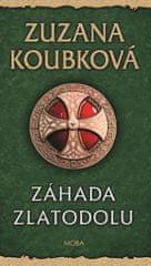 Koubková Zuzana: Záhada zlatodolu
