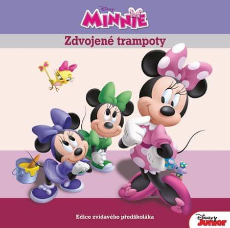 Disney Walt: Minnie - Zdvojené trampoty