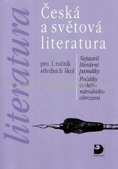 Nezkusil Vladimír: Literatura - Česká a světová literatura pro 1. ročník SŠ